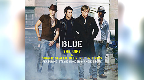 The gift / Blue