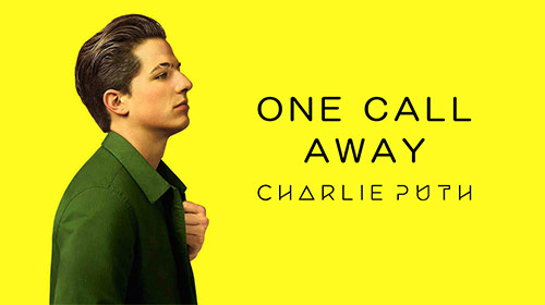 One Call Away / Charlie Puth
