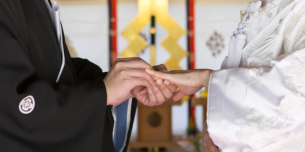 豪華な結婚式ムービー
